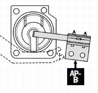 AP-B - Switch Assy  piece