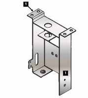 1 - Bracket Coil Mounting  piece