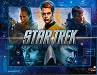 Star Trek Translite  piece
