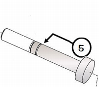 5 - Plunger Assembly  /piece