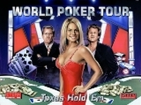 World Poker Tour Translite  piece